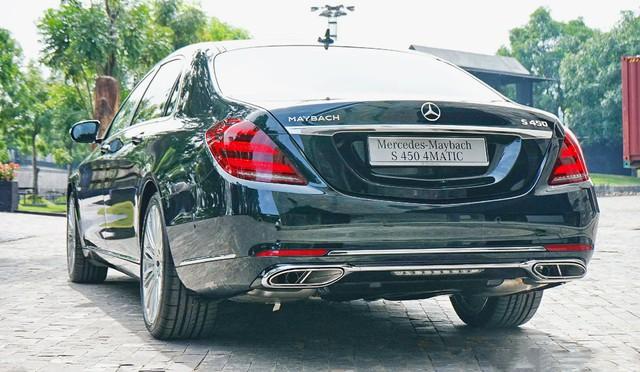 Lộ ảnh thực tế Mercedes-Maybach S450 2018 giá 7,219 tỷ tại Việt Nam - Ảnh 1.