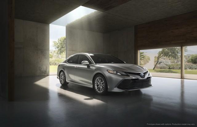 19 điều bạn chưa biết về  Toyota Camry 2018 - Ảnh 3.
