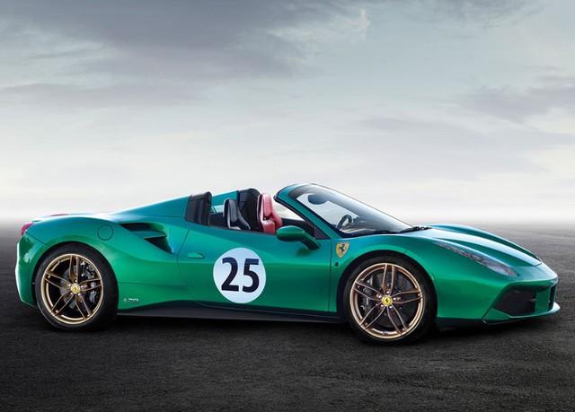 Siêu xe Ferrari 488 mui trần lại có ấn phẩm đặc biệt mới - Ảnh 8.