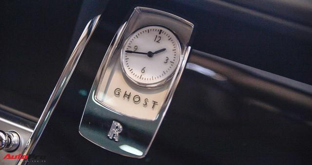 Rolls-Royce Ghost Series II đã qua sử dụng rao bán giá 25 tỷ đồng tại Hà Nội - Ảnh 12.