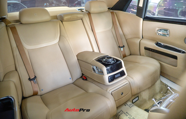 Rolls-Royce Ghost Series II đã qua sử dụng rao bán giá 25 tỷ đồng tại Hà Nội - Ảnh 17.