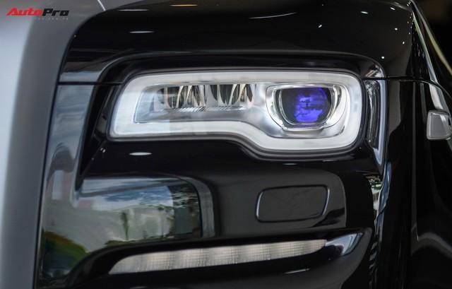 Rolls-Royce Ghost Series II đã qua sử dụng rao bán giá 25 tỷ đồng tại Hà Nội - Ảnh 4.