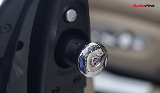 Rolls-Royce Ghost Series II đã qua sử dụng rao bán giá 25 tỷ đồng tại Hà Nội - Ảnh 14.