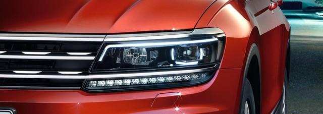 Cạnh tranh Mercedes-Benz GLC, SUV 7 chỗ Volkswagen Tiguan Allspace 2018 có giá 1,7 tỷ đồng - Ảnh 5.