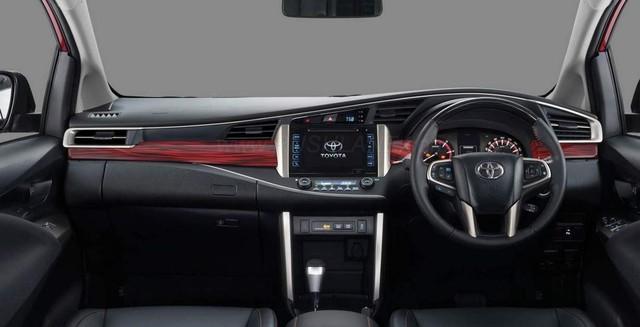 Toyota Innova Venturer 2017 bắt đầu được bán tại Việt Nam, giá 855 triệu đồng - Ảnh 4.