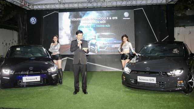 Volkswagen Scirocco 2017 ra mắt Việt Nam với giá từ 1,619 tỷ Đồng