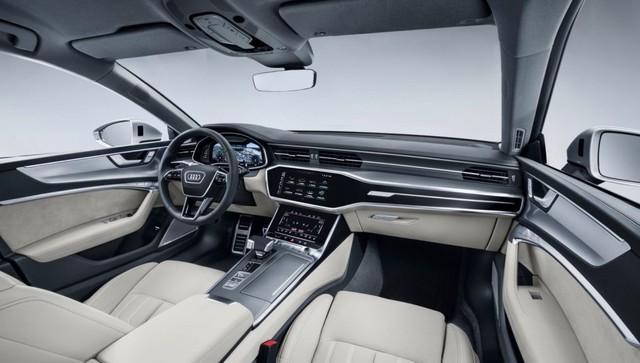 Mercedes-Benz CLS đấu Audi A7: Cặp đôi xứng tầm - Ảnh 7.