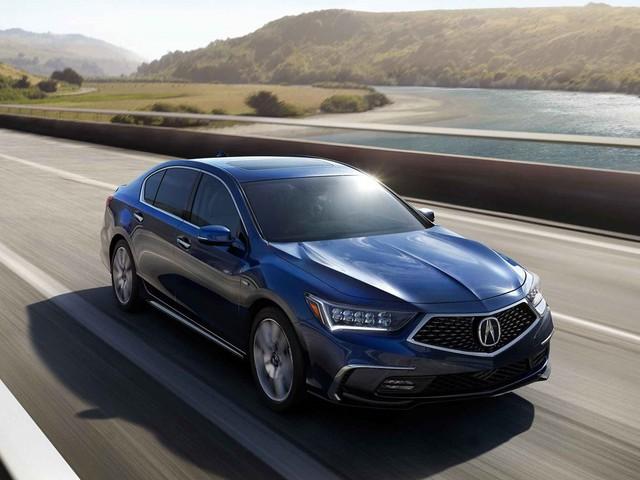 10 mẫu sedan sở hữu công nghệ ấn tượng nhất 2017 - Ảnh 15.