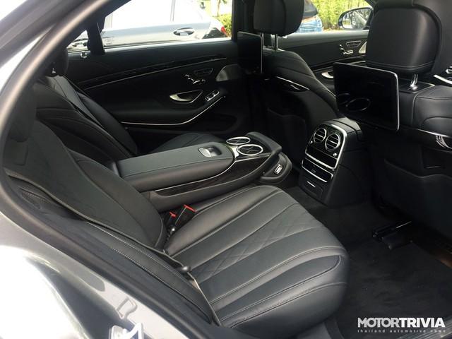 Mercedes S-Class 2018 ra mắt thị trường Đông Nam Á, giá từ 234.500 USD - Ảnh 5.