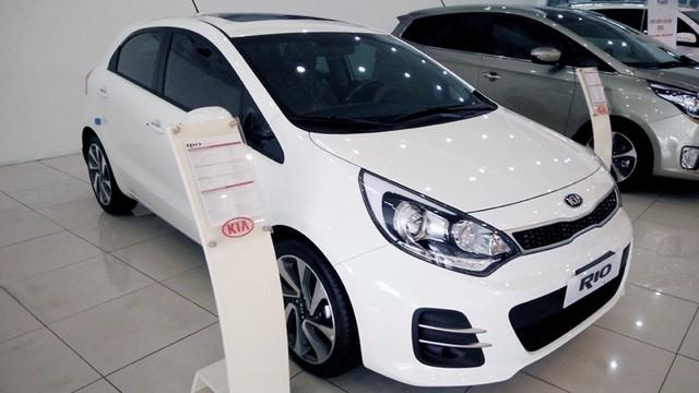 Những mẫu xe bị khai tử khỏi thị trường Việt Nam trong năm 2018 - Ảnh 5.