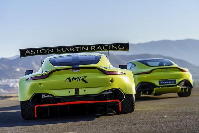 Vừa ra mắt, Aston Martin Vantage 2019 đã có phiên bản đua chuyên nghiệp GTE - Ảnh 3.