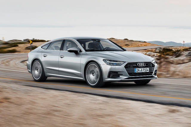 Mercedes-Benz CLS đấu Audi A7: Cặp đôi xứng tầm - Ảnh 9.