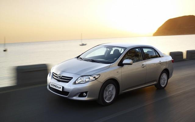 Toyota Việt Nam thu hồi hơn 8.000 xe Corolla Altis vì lỗi túi khí - Ảnh 1.