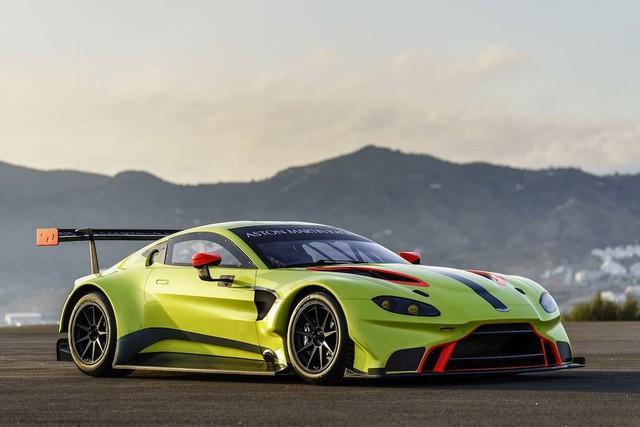 Vừa ra mắt, Aston Martin Vantage 2019 đã có phiên bản đua chuyên nghiệp GTE - Ảnh 7.
