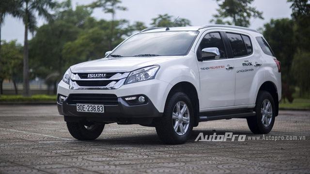 SUV 7 chỗ đua nhau lấy lòng khách hàng Việt Nam - Ảnh 10.