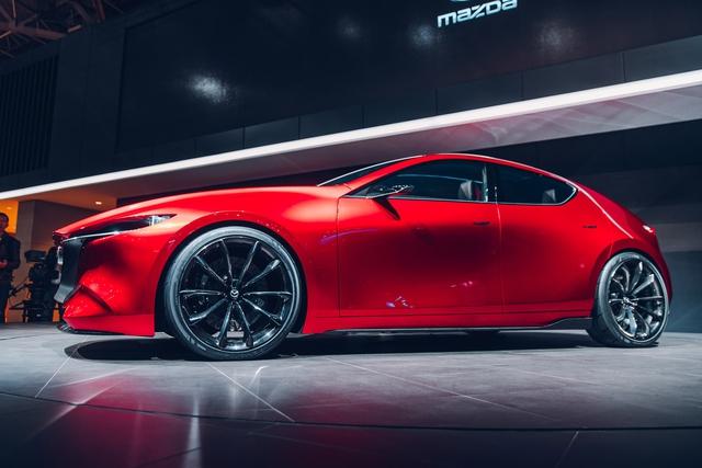 Ngắm ảnh thật của Mazda Kai - mẫu xe sexy khuấy đảo triển lãm Tokyo 2017 - Ảnh 8.