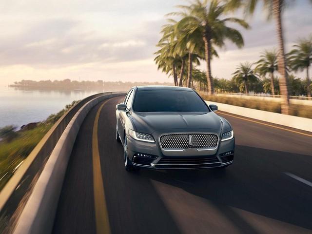 10 mẫu sedan sở hữu công nghệ ấn tượng nhất 2017 - Ảnh 23.