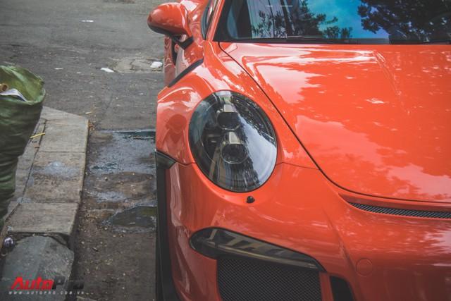 Porsche 911 GT3 RS của Cường Đô La lột xác về nguyên bản - Ảnh 8.