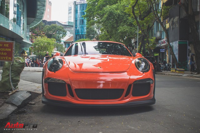 Porsche 911 GT3 RS của Cường Đô La lột xác về nguyên bản - Ảnh 1.