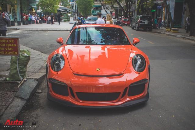 Porsche 911 GT3 RS của Cường Đô La lột xác về nguyên bản - Ảnh 2.