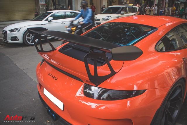Porsche 911 GT3 RS của Cường Đô La lột xác về nguyên bản - Ảnh 4.