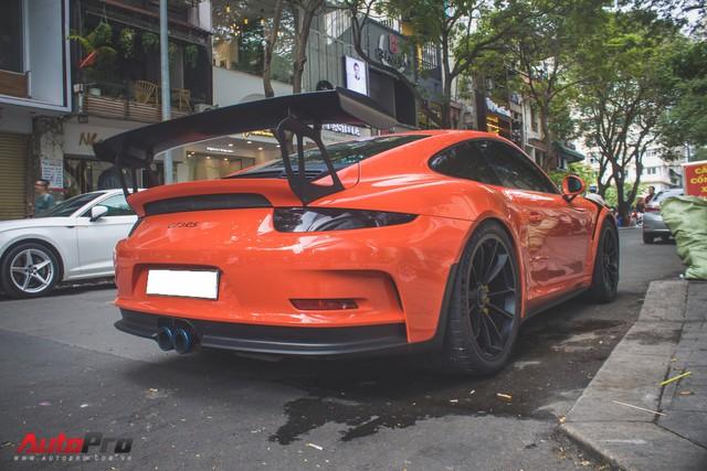 Porsche 911 GT3 RS của Cường Đô La lột xác về nguyên bản - Ảnh 5.
