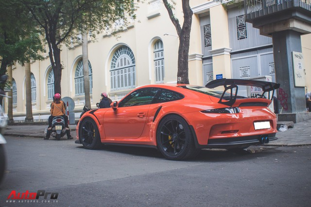 Porsche 911 GT3 RS của Cường Đô La lột xác về nguyên bản - Ảnh 6.