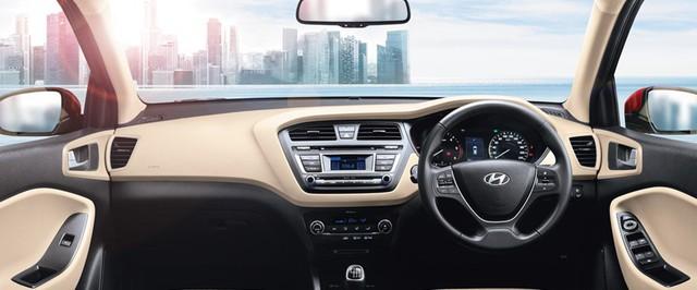 Hyundai i20 facelift bị bắt gặp trên đường chạy thử - Ảnh 4.