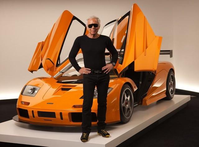 Hàng chục siêu xe từ cổ chí kim xuất hiện trong buổi giới thiệu bộ sưu tập mới nhất của Ralph Lauren - Ảnh 8.