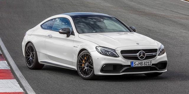 Mercedes-AMG C63S Coupe bị trộm cả 4 bánh xe khi đỗ trên phố - Ảnh 6.