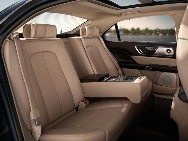 10 mẫu sedan sở hữu công nghệ ấn tượng nhất 2017 - Ảnh 25.