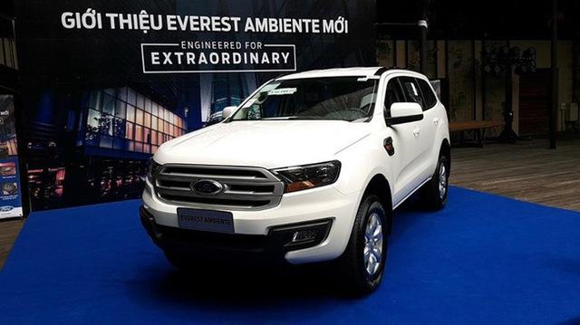 SUV 7 chỗ đua nhau lấy lòng khách hàng Việt Nam - Ảnh 6.