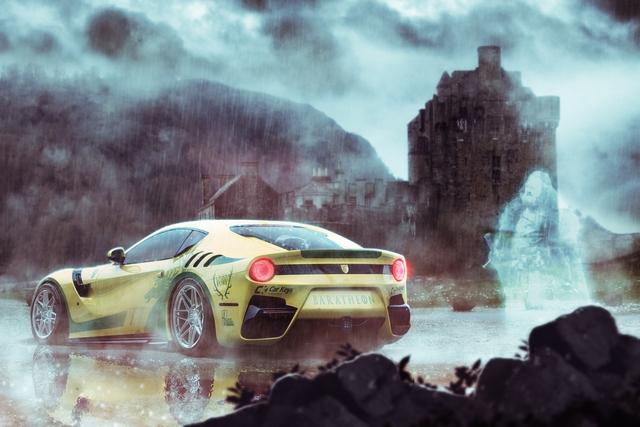 Các nhân vật trong Game of Thrones sẽ lái siêu xe nào? - Ảnh 4.