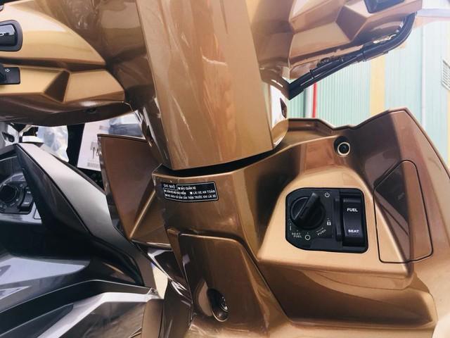 Honda Air Blade mới đã có mặt tại đại lý - Ảnh 5.