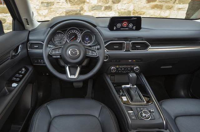 Chưa ra mắt, Mazda CX-5 thế hệ mới đã nhận đặt cọc và có giá tạm tính - Ảnh 1.