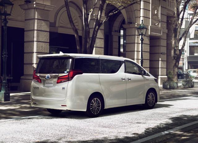 MPV hạng sang Toyota Alphard và Vellfile 2018 chính thức lộ diện - Ảnh 5.