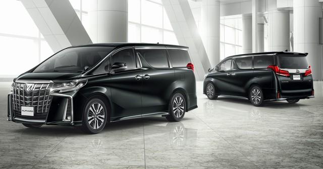 MPV hạng sang Toyota Alphard và Vellfile 2018 chính thức lộ diện - Ảnh 3.