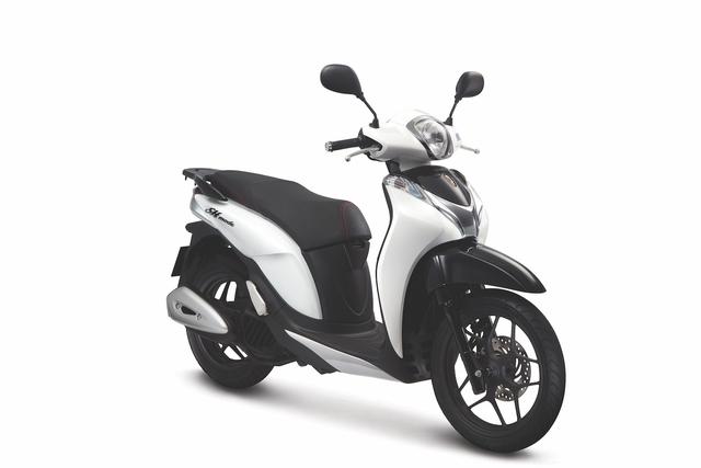 Honda SH Mode 125 thêm màu mới tại Việt Nam - Ảnh 1.