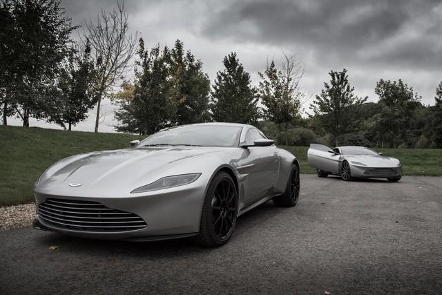 Hé lộ SUV thứ hai của Aston Martin sau DBX: Dùng động cơ điện, có thể mượn công nghệ Mercedes - Ảnh 1.