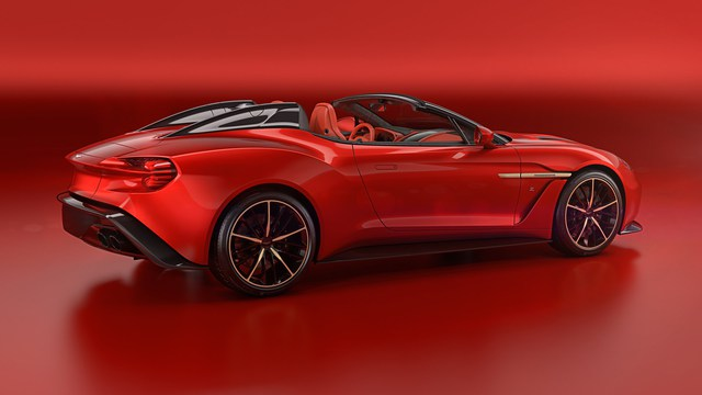 Aston Martin hé lộ thêm 2 phiên bản của dòng siêu xe cực hiếm Vanquish Zagato - Ảnh 6.