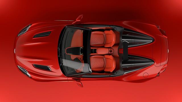 Aston Martin hé lộ thêm 2 phiên bản của dòng siêu xe cực hiếm Vanquish Zagato - Ảnh 4.