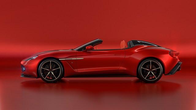 Aston Martin hé lộ thêm 2 phiên bản của dòng siêu xe cực hiếm Vanquish Zagato - Ảnh 3.