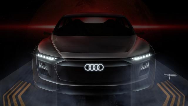 Elaine - Hình ảnh xem trước cho xe SUV tự lái đầu tiên của Audi - Ảnh 5.