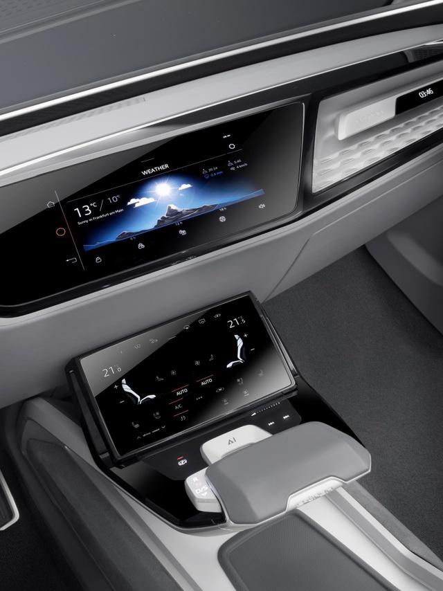 Elaine - Hình ảnh xem trước cho xe SUV tự lái đầu tiên của Audi - Ảnh 10.