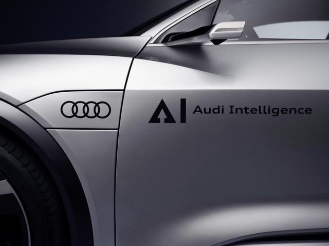 Elaine - Hình ảnh xem trước cho xe SUV tự lái đầu tiên của Audi - Ảnh 8.