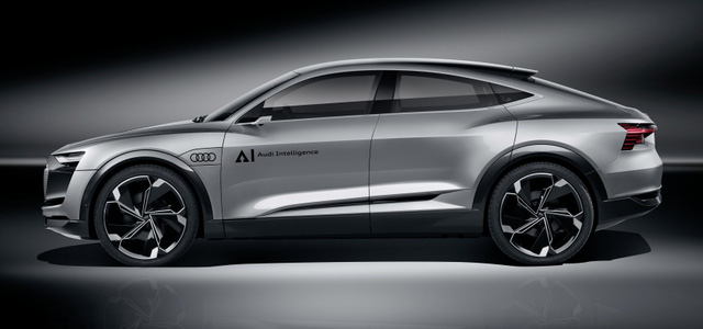 Elaine - Hình ảnh xem trước cho xe SUV tự lái đầu tiên của Audi - Ảnh 7.