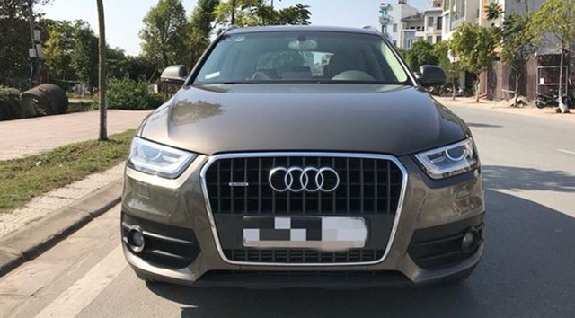 """Lăn bánh hơn 32.000 km, Audi Q3 bán lại """"lỗ"""" hơn 800 triệu đồng - Ảnh 1."""