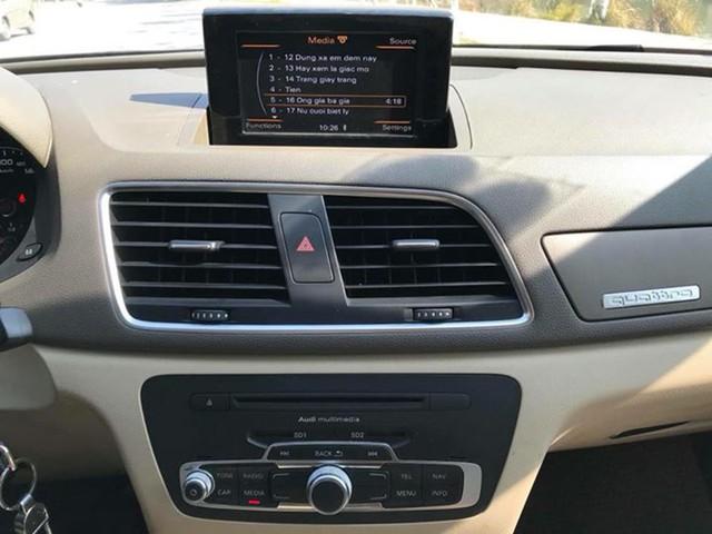 """Lăn bánh hơn 32.000 km, Audi Q3 bán lại """"lỗ"""" hơn 800 triệu đồng - Ảnh 11."""