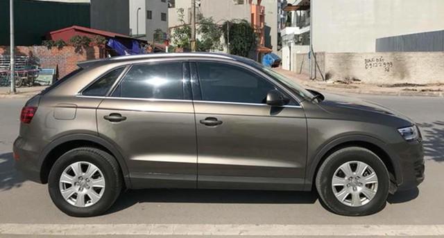 """Lăn bánh hơn 32.000 km, Audi Q3 bán lại """"lỗ"""" hơn 800 triệu đồng - Ảnh 6."""