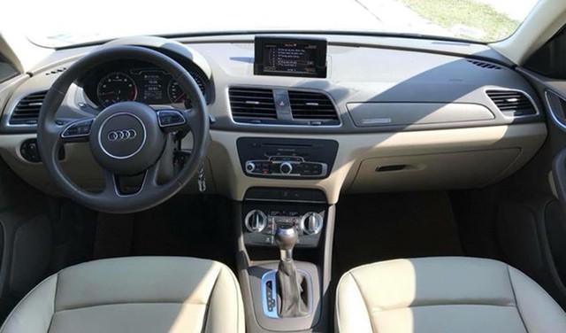 """Lăn bánh hơn 32.000 km, Audi Q3 bán lại """"lỗ"""" hơn 800 triệu đồng - Ảnh 8."""